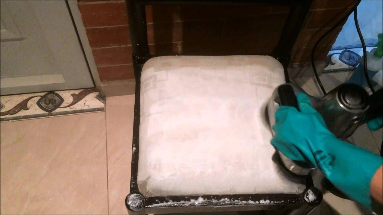 Lavado de muebles alfombras a vapor y maquina de secado for Jabon neutro para limpiar muebles