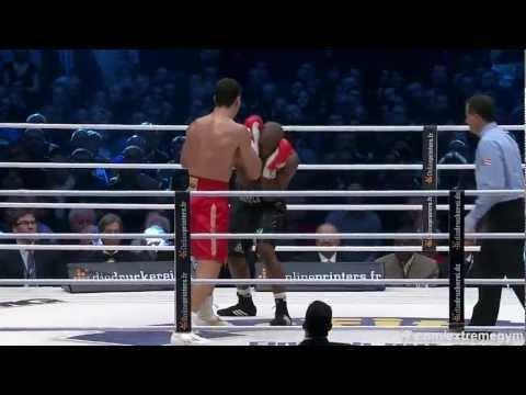Бокс —  Владимир Кличко ↔ Жан-Марк Мормек (3 марта 2012 г.)