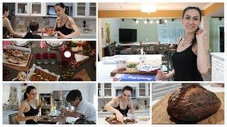 Что Готовлю и Как Встречаю Гостей - Вкусный Ужин - Семейный Влог - Эгине - Heghineh Cooking Show