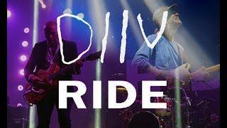 DIIV, RIDE live at Indonesia   Super Generation Fest 2018
