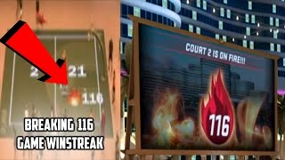 NBA 2K17 - Breaking A 116 Game Win Streak!! They Won Over 100 Straight!!!! 2K Needs To Fix This!!