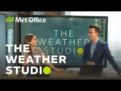 Bonfire night and beyond – The Weather Studio 05/11/19