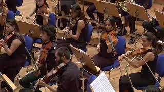Gambar cover Weber - Clarinet Concerto No. 1, F minor - III. Rondo. Allegretto (Ömer Berk Taraklı - AGSO)