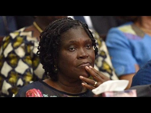 Ivory Coast's Former First Lady Simone 20 Years In Jail