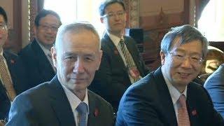 Gambar cover Vice Premier Liu He visits Washington for China-U.S. trade talks