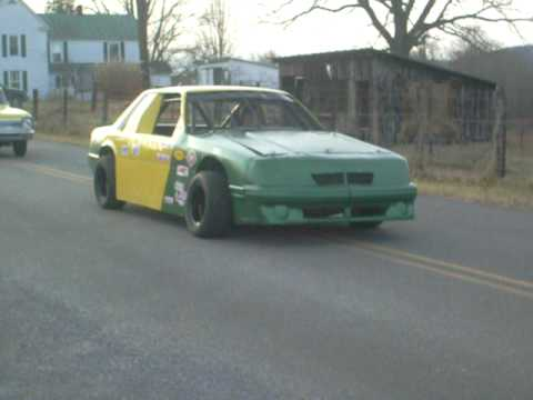 Mustang Cyl Race Car Youtube