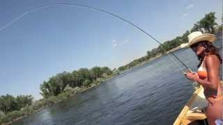 Fishing 2 summer days Bighorn River