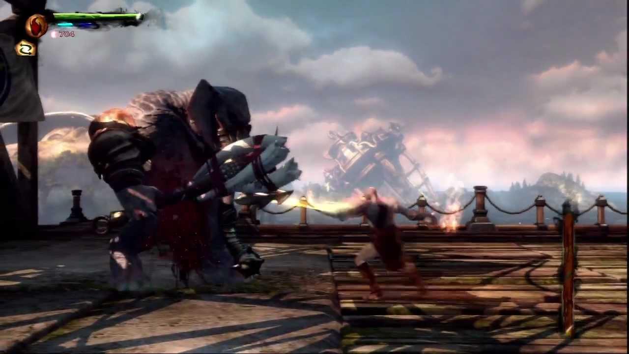 God of War: Ascension Demo Gameplay [HD]