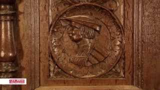 Il était une fois au Musée des Arts Décoratifs : Armoire à quatre vantaux, vers 1510
