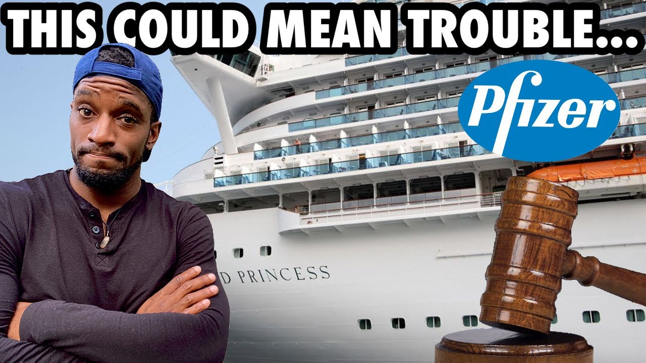 Download Princess Cruises facing Lawsuits! | HUGE Vaccine Update & Black Friday Cruise Deals (CRUISE NEWS)