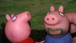 Чужой и НЛО  Опасность рядом Спасите нас Свинка Пеппа