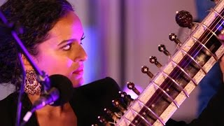 Anoushka Shankar performs for Radio 2 & Asian Network