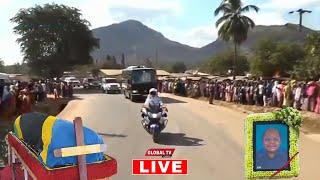 🔴#LIVE: MWILI wa HAYATI MKAPA UMEWASILI KIJIJINI KWAO LUPASO, MAJOZNI, VILIO VYATAWALA