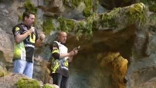Best kids fishing event Bass fishing pros Lance Baker, Kary Ray at Bass pro shops