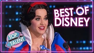 INCREDIBLE DISNEY Performances on Got Talent and Idol! | Top Talent