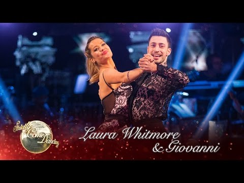 Laura Whitmore & Giovanni Pernice Quickstep to 'Ballroom Blitz' - Strictly Come Dancing 2016: Week 4