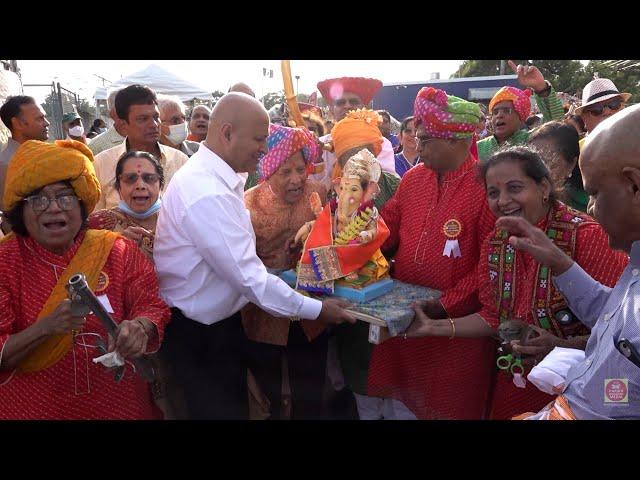 Suhag Mehta Presents 4th Biggest Ganesh Utsav - Bellerose, New York