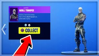How To Get SKULL TROOPER & SKULL RANGER For FREE in Fortnite Battle Royale! (PS4 & Xbox One)