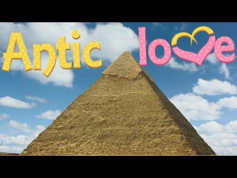 O AMOR DOCE NO EGITO | AnticLove