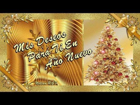 Mis Deseos Para Ti En Año Nuevo