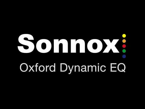 Oxford Dynamic EQ Overview 1/5 - Introduction