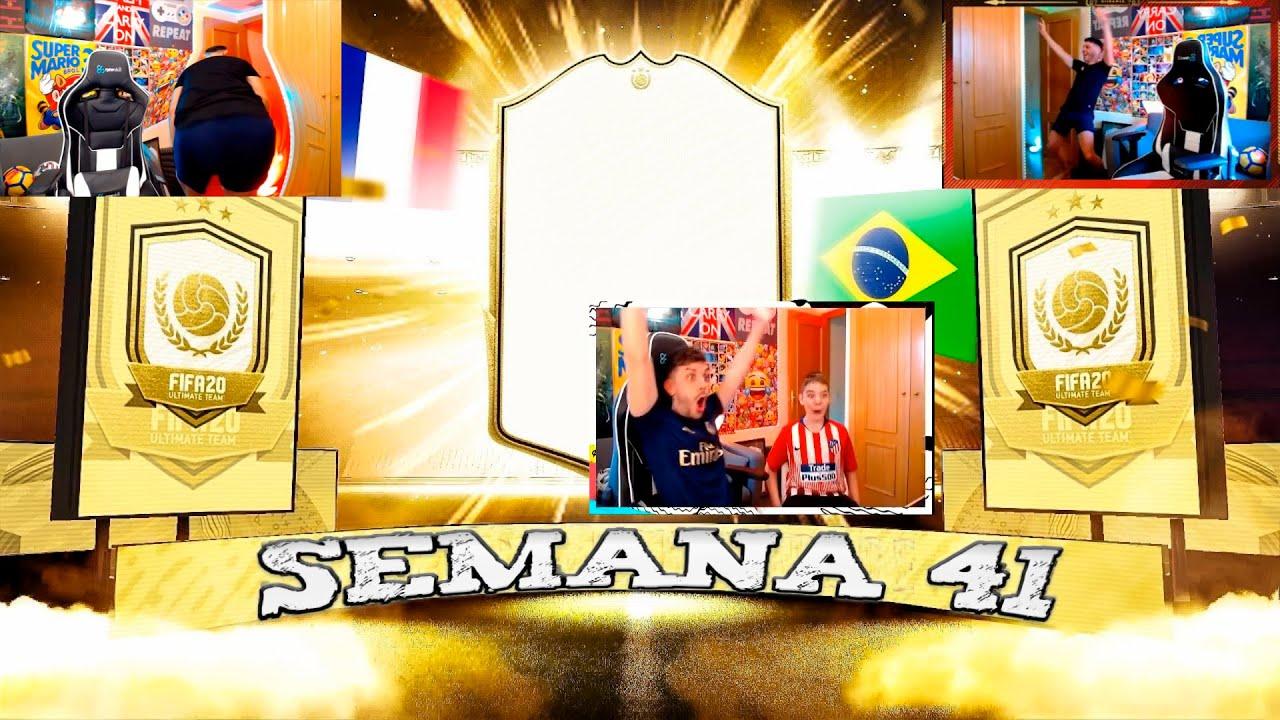 DjMaRiiO Mejores Momentos De La Semana 41 En FIFA 20