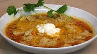 Mexican Chicken Soup -- Lynn's Recipes