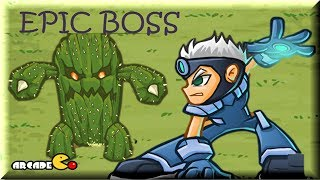 Epic Boss Fighter - Walkthrough All Level