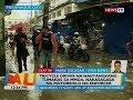 Tricycle driver na nagtangkang tumakas sa MMDA, nakasagasa ng motorsiklo ng enforcer