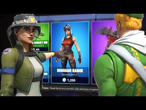 I Asked Strangers To BUY Me My FIRST SKIN On Fortnite, Then Showed My RECON EXPERT...