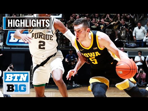 highlights:-purdue-gets-hot-from-3-in-rout-|-iowa-at-purdue-|-feb.-5,-2020