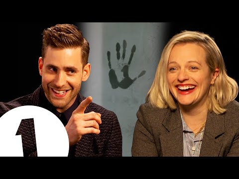 """It Looks Really Dumb!"" The Invisible Man's Elisabeth Moss And Oliver Jackson-Cohen Talk On-set SFX."
