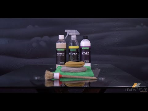 How to clean and protect your car interior and leather steering wheel