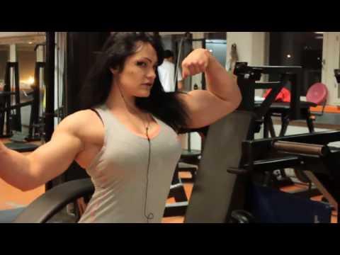 nude photos of bodybuilding woman