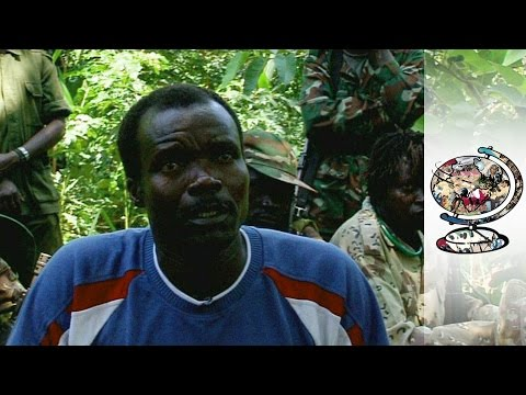 An Extremely Rare Interview with Joseph Kony (2006)