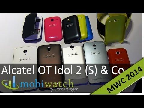 Test Alcatel One Touch Idol 2 (S), Idol 2 Mini (S), Pop Fit: Fünf auf einen Streich