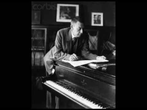 Morceaux de fantaisies (5), Op. 3: no 3, Mélodie in E major by Sergei Rachmaninov