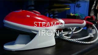 TESTING: Steam Q Iron From O Shopping