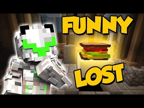 I'M TAKING YOUR SANDWICH BRO!? - The Missing Sandwich II Minecraft Custom Map!