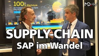 MD.HYPERMOTION 2017 – Digitalisierung des Supply-Chain bei SAP