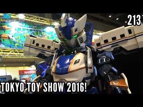 International Tokyo Toy Show 2016! Subtokyo 213