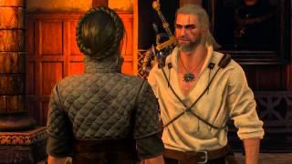 Ведьмак 3: Дикая охота [#52 - Список блудниц (Продоложение), Уроки фехтования]