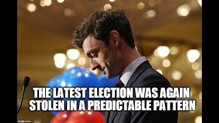 The Latest Election Was Again Stolen In A Predictable Pattern