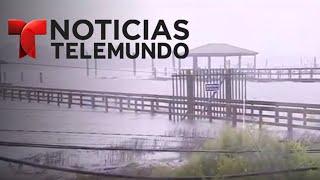 EN VIVO: Programa especial de Noticias Telemundo sobre el huracán Florence en Carolina del Norte