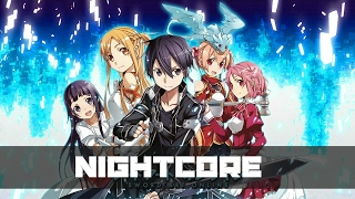 ♚Nightcore♚ ||Crossing Fields||✧Sword Art Online✧ ➜ English Cover ➜ Without Lyrics ➜ ✧Rin-Kun✧