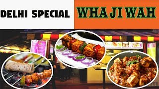 Delhi Wah Ji Wah Attracts With Flavored Tawa Paneer Gravy And Chaaps