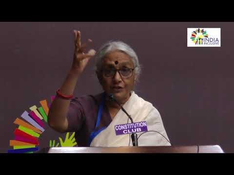 Aruna Roy-Citizens' Conclave