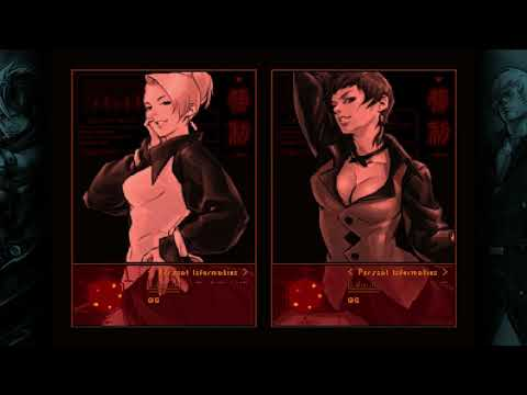 The King Of Fighters 2002 Unlimited Match Official Teams - Yagami Team |