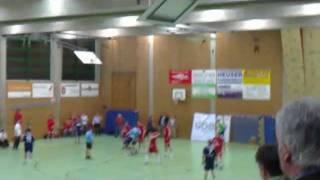 SGSH TuS Ferndorf Letzten Sekunden