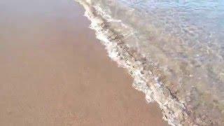 Пляж в городке Фалираки, Родос. Beach in Faliraki, Rhodes, 2014(У нас есть блог, в котором много статей о путешествиях, разных странах и городах, а также, много фотографий..., 2016-04-07T20:57:31.000Z)